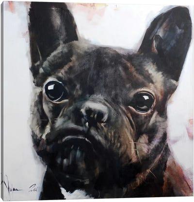 Dog II Canvas Art Print