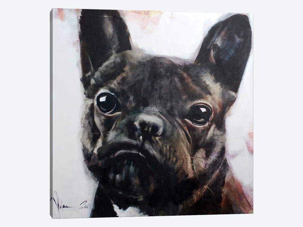 Dog II by Igor Shulman 1-piece Canvas Art