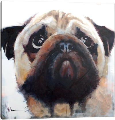Dog III Canvas Art Print