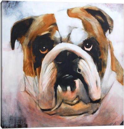 Dog IV Canvas Art Print