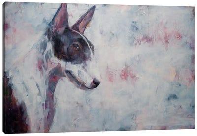 Doubt Canvas Art Print
