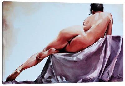 Exception Canvas Art Print