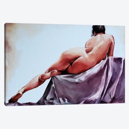 Exception Canvas Print #IGS20} by Igor Shulman Canvas Artwork