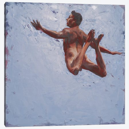 Fly Canvas Print #IGS24} by Igor Shulman Art Print
