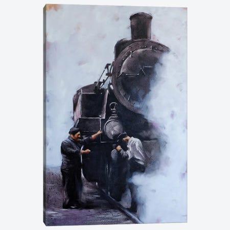 Steam Machines VI Canvas Print #IGS25} by Igor Shulman Art Print