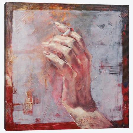 Hands II 3-Piece Canvas #IGS33} by Igor Shulman Canvas Art Print