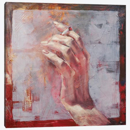 Hands II Canvas Print #IGS33} by Igor Shulman Canvas Art Print