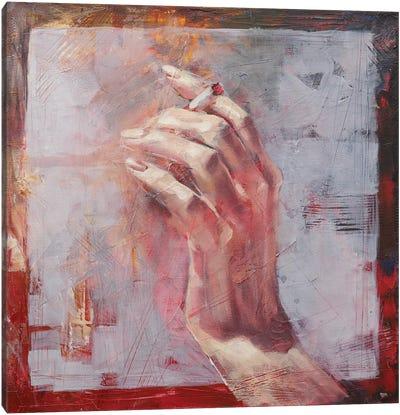 Hands II Canvas Art Print