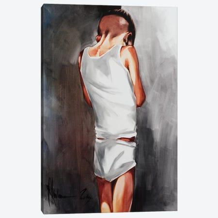 Happy Childhood Canvas Print #IGS34} by Igor Shulman Canvas Wall Art