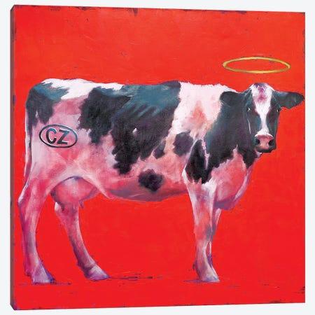 My Cow Canvas Print #IGS53} by Igor Shulman Canvas Print
