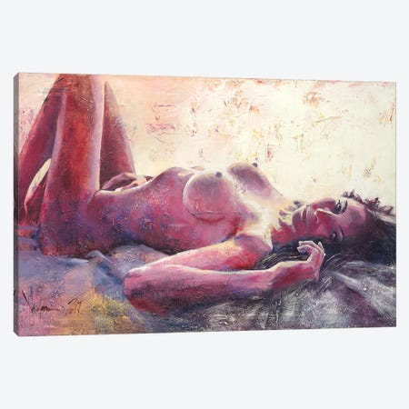 Nude#612 Canvas Print #IGS60} by Igor Shulman Canvas Art