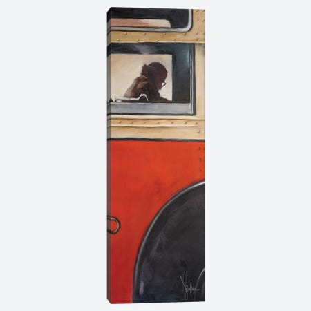 Bus From My Childchood Canvas Print #IGS6} by Igor Shulman Canvas Art Print
