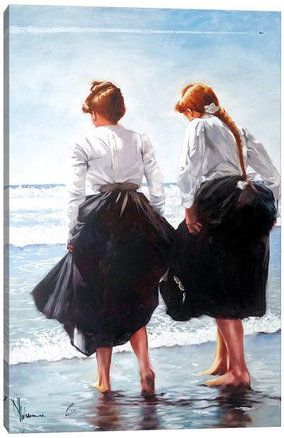 Spring Morning Canvas Art Print