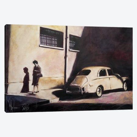 Spring. Barcelona Canvas Print #IGS74} by Igor Shulman Canvas Art