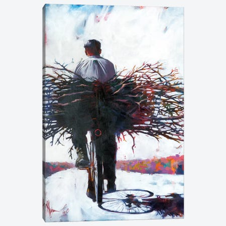 Summer Dreams Canvas Print #IGS80} by Igor Shulman Canvas Wall Art