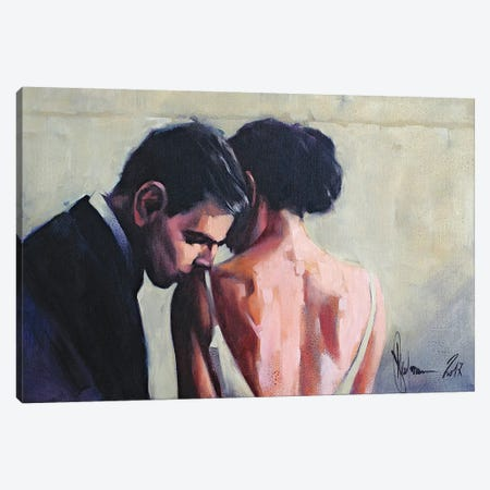 The February 14 Canvas Print #IGS82} by Igor Shulman Canvas Wall Art