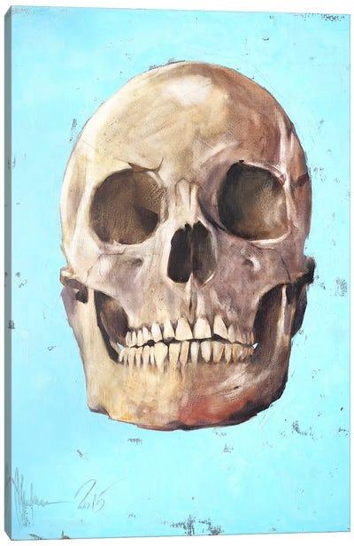 The Skull Canvas Art Print