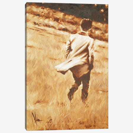 Walking On Holmes Canvas Print #IGS88} by Igor Shulman Canvas Wall Art