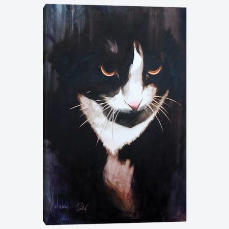 Cat I Canvas Print #IGS8} by Igor Shulman Canvas Artwork