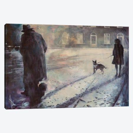 Morning Canvas Print #IGS94} by Igor Shulman Canvas Art