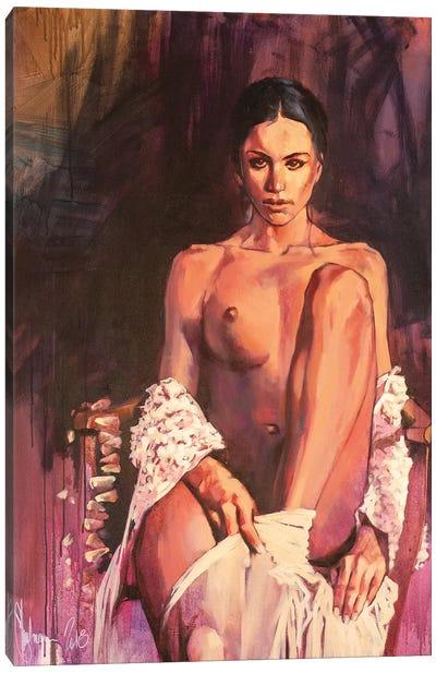 Morning N.Y Canvas Art Print