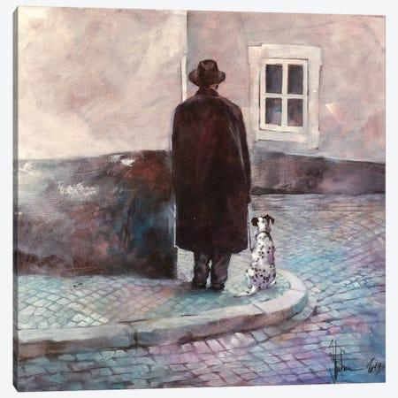 My Neighbor Canvas Print #IGS96} by Igor Shulman Canvas Artwork