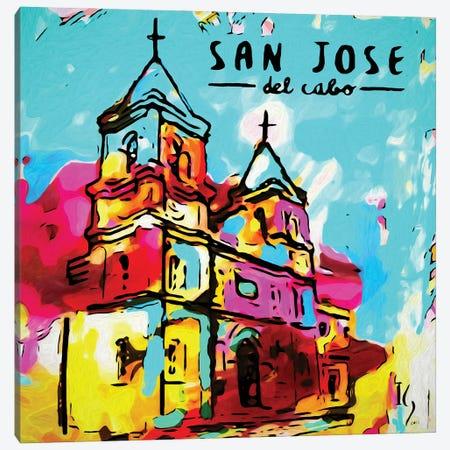 San Jose Del Cabo Canvas Print #IGU121} by Ivan Guaderrama Art Print