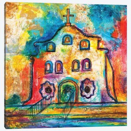 Sanctuary Canvas Print #IGU122} by Ivan Guaderrama Canvas Art Print