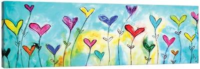 Garden Canvas Art Print