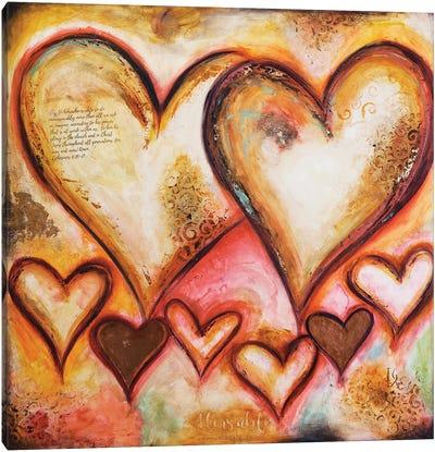 God is Able Canvas Art Print