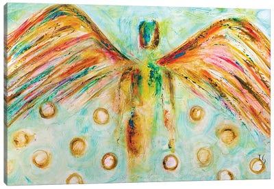 Godness Canvas Art Print