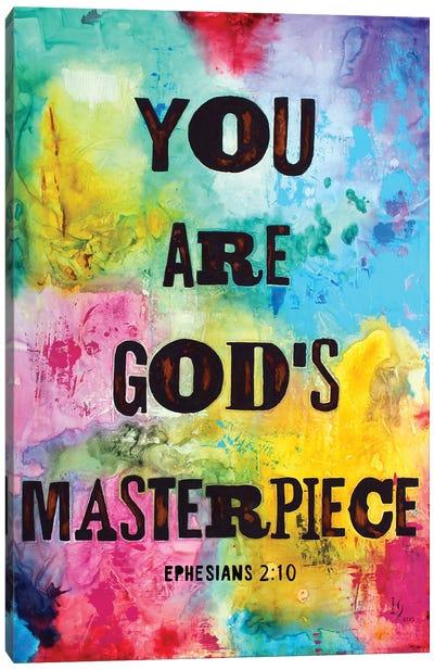 God's Masterpiece Canvas Art Print