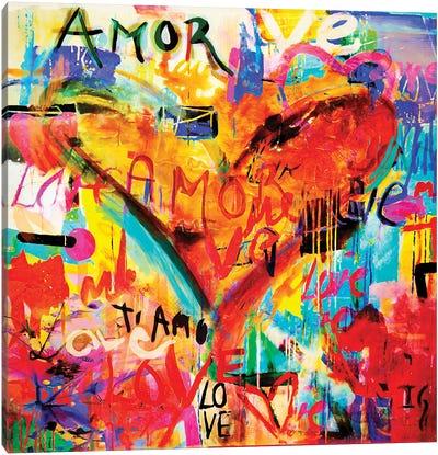 Grateful Heart Canvas Art Print