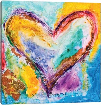 Heartbeat Canvas Art Print