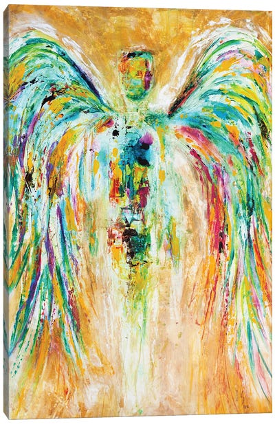 Affable Spirit Canvas Art Print