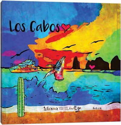 Los Cabos Canvas Art Print