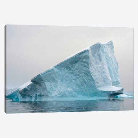 Iceberg, Charlotte Bay, Antarctica Canvas Print #IHO1} by Inger Hogstrom Canvas Art