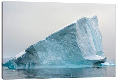 Iceberg, Charlotte Bay, Antarctica Canvas Art Print