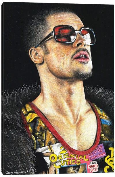 Fight Club II Canvas Art Print