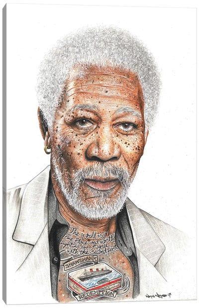 OG Freeman Canvas Art Print