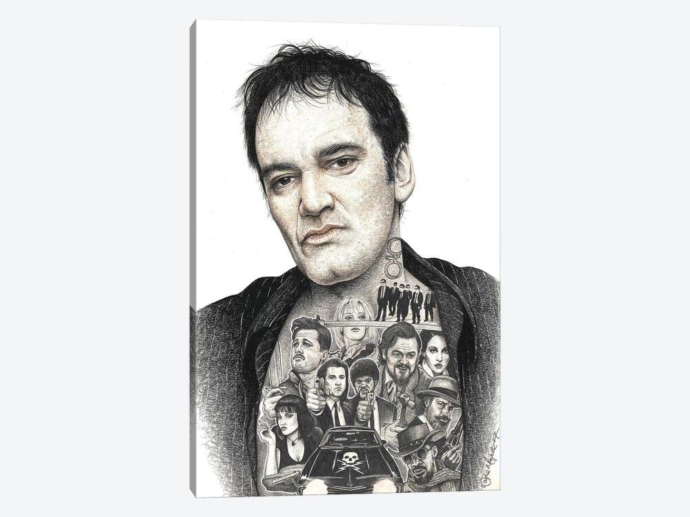 Tarantino by Inked Ikons 1-piece Canvas Artwork