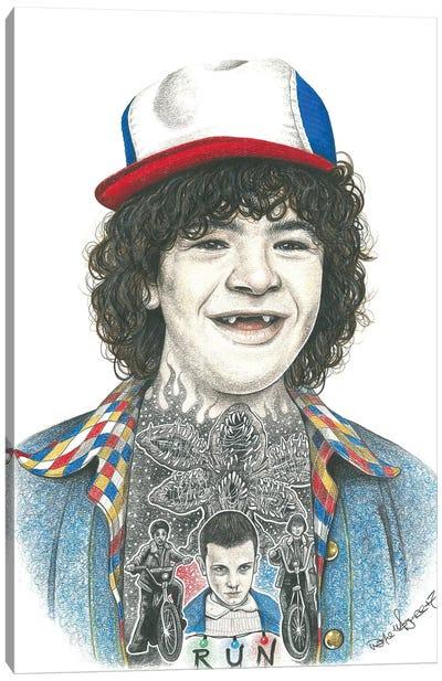 Dustin Canvas Art Print