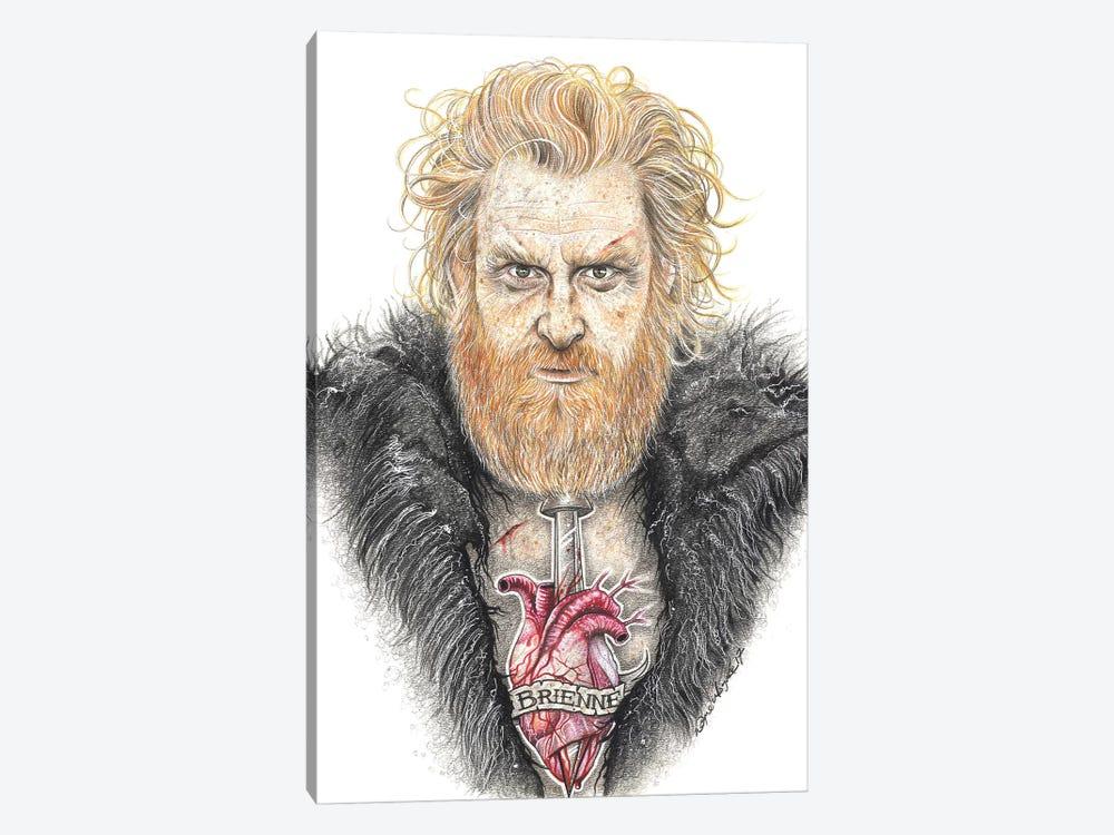GOT Tormund by Inked Ikons 1-piece Art Print
