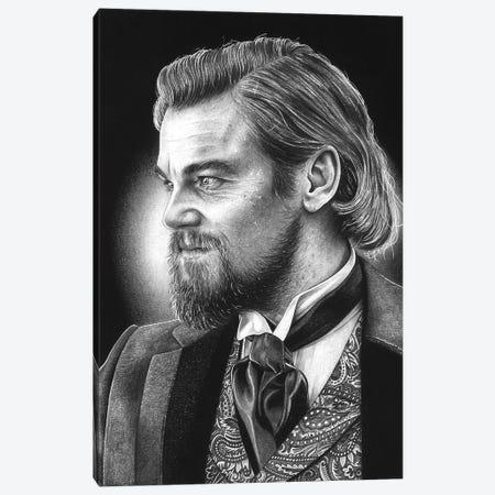 Calvin Candie Canvas Print #IIK75} by Inked Ikons Art Print