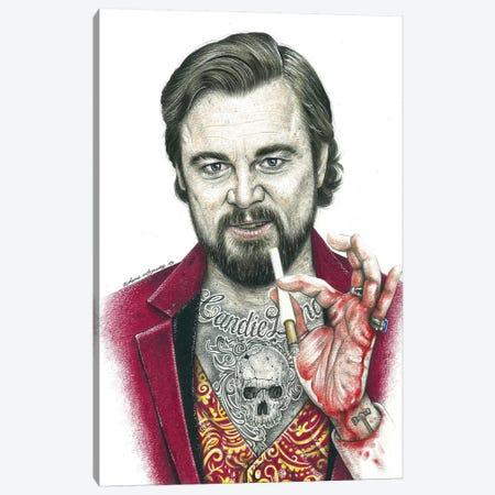 Candie Canvas Print #IIK9} by Inked Ikons Art Print