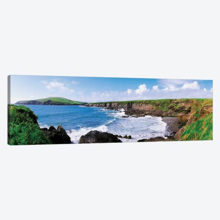 Co Kerry, Dingle, Canvas Print #IIM25} by Irish Image Collection Canvas Wall Art