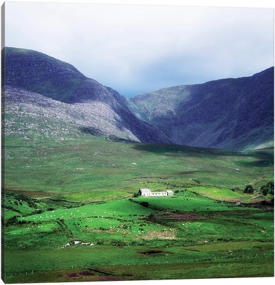 County Kerry, Ireland Canvas Art Print