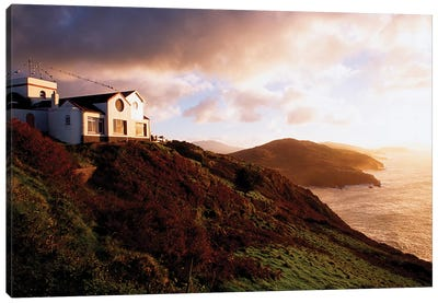 Dzogchen Beara, Tibetan Buddhist Retreat Centre, Beara Peninsula, Co Cork, Ireland Canvas Art Print