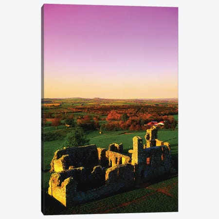 Franciscan College (1512), Slane, Co Meath, Ireland Canvas Print #IIM47} by Irish Image Collection Canvas Wall Art