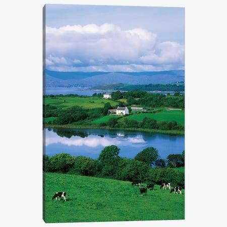 Bantry Bay, Co Cork, Ireland Canvas Print #IIM5} by Irish Image Collection Canvas Art